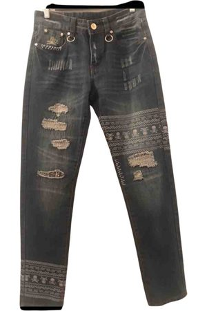 MASTERMIND JAPAN Cotton - elasthane Jeans