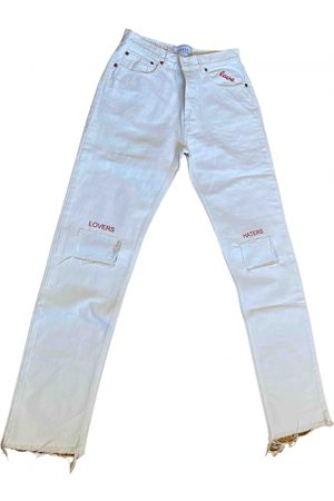 FORTE COUTURE Straight jeans