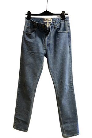 Loewe Cotton Jeans