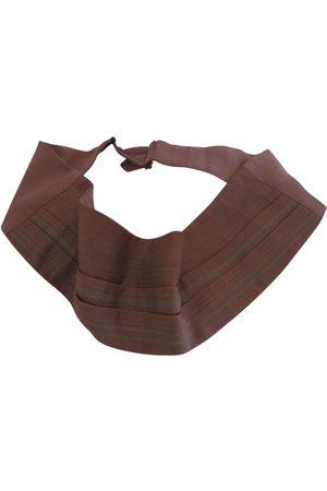 Brunello Cucinelli Silk Belts