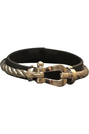 Fred Grey gold and steel Bracelets