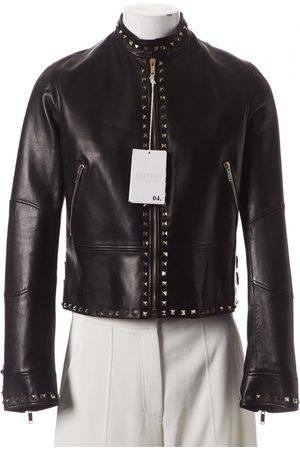 VALENTINO GARAVANI Leather Leather Jackets