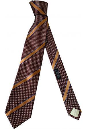 Gianfranco Ferré Men Neckties - Burgundy Silk Ties