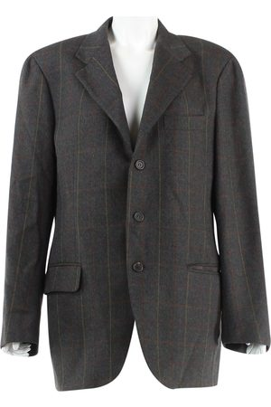 S.T. Dupont Multicolour Wool Jackets