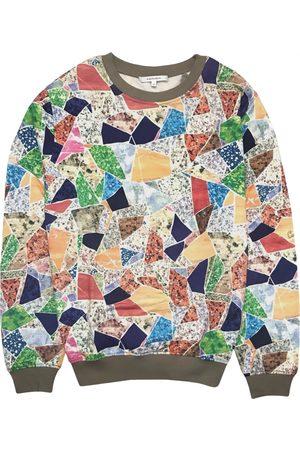 Carven Men Sweatshirts - Multicolour Cotton Knitwear & Sweatshirts