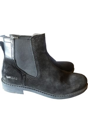 GAS Suede Boots