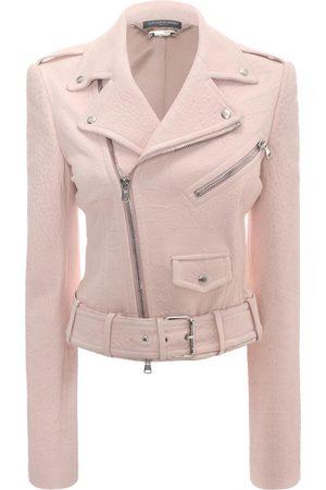 Alexander McQueen Leather Jackets