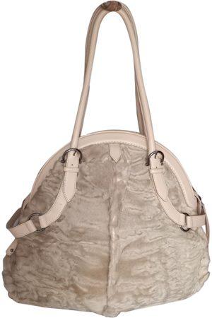 Judith Leiber Mongolian Lamb Handbags