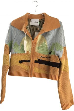 House of sunny Women Sweaters - Multicolour Synthetic Knitwear