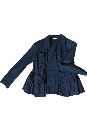Miu Miu Synthetic Leather Jackets