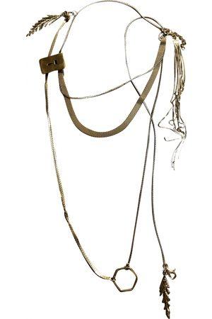 Iosselliani Multicolour Silver Necklaces
