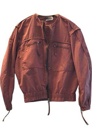 Isabel Marant Burgundy Cotton Jackets