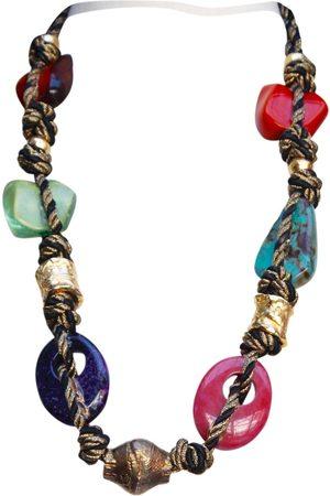 Emanuel Ungaro Multicolour Necklaces