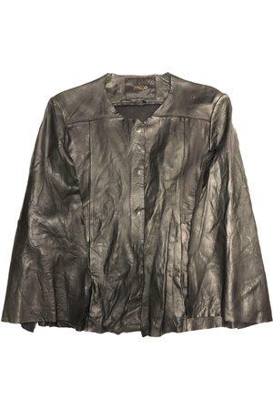 Maje Leather Jackets