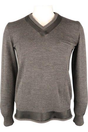 UNDERCOVER Grey Wool Knitwear & Sweatshirts