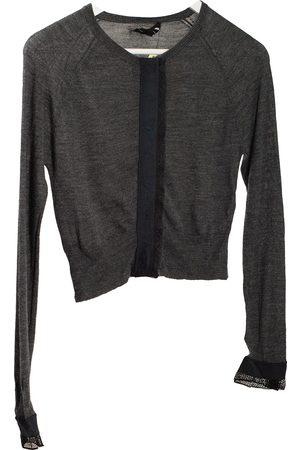 L'équipée Anglaise Grey Wool Knitwear