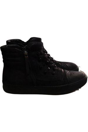 BRUNO BORDESE Leather Trainers