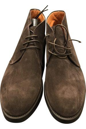 AUTRE MARQUE Suede Boots
