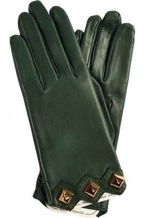 Hermès Leather Gloves