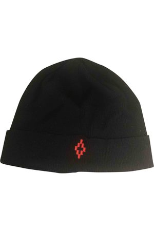 MARCELO BURLON Wool Hats & Pull ON Hats