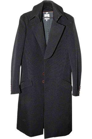 Moschino Wool Coats