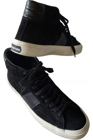Tom Ford Suede Trainers