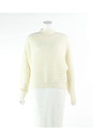 Maje Ecru Polyester Jumpsuits