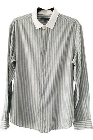 John Varvatos Multicolour Cotton Shirts