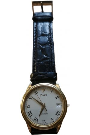 PIAGET Yellow gold Watches