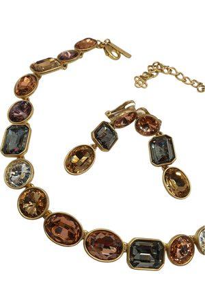 Oscar de la Renta Women Jewellery Sets - Crystal jewellery set