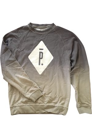 PIGALLE Grey Cotton Knitwear