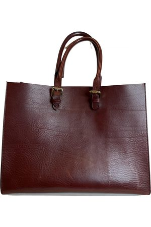 Minelli Leather tote