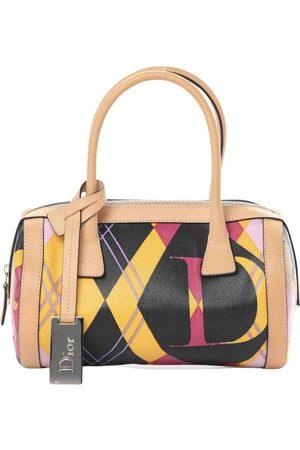 Dior Multicolour Cloth Handbags