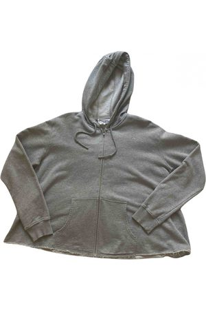 Comme des Garçons Grey Cotton Knitwear & Sweatshirt