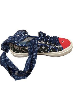 Alanui Women Sneakers - Multicolour Cloth Trainers