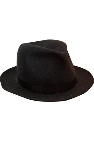 Hermès Navy Wool Hats