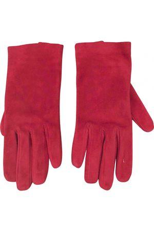 Ralph Lauren Suede Gloves