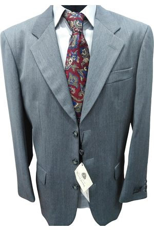 AUTRE MARQUE Grey Wool Suits
