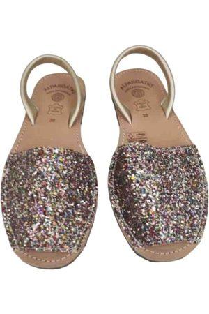 Mano Women Sandals - Multicolour Glitter Sandals