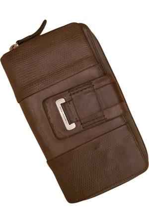 Piquadro Leather clutch
