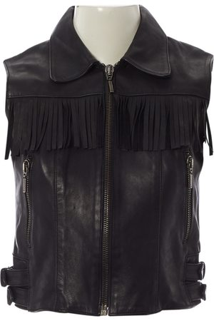 Alexander McQueen Leather Leather Jackets