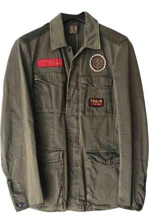 GAS Khaki Cotton Jackets