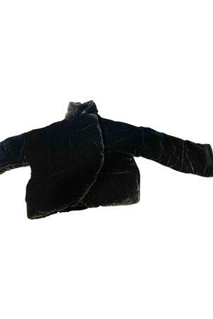 ISA ARFEN Navy Velvet Jackets