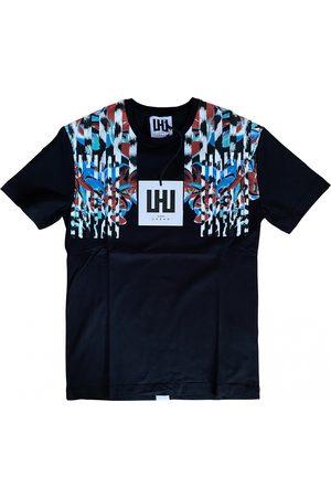 Les Hommes Multicolour Cotton T-shirt