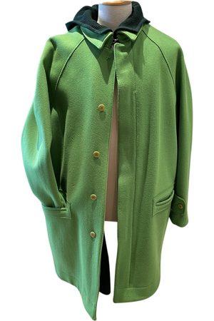 CLAUDE MONTANA Wool Coats