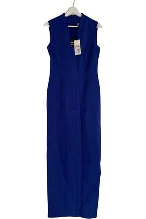 Damsel + Silk Maxi dress