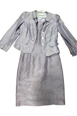 PURIFICACION GARCIA Silk suit jacket