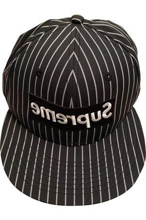 Supreme x Comme Des Garçons Cloth Hats & Pull ON Hats
