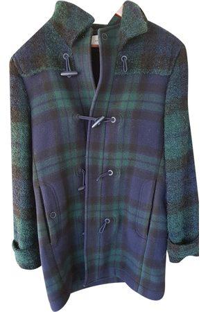 Carven Multicolour Wool Coats