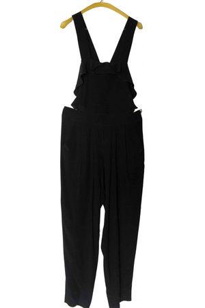 Cacharel Silk Jumpsuits